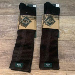 2 Pack- Muck's Professional Boot Socks